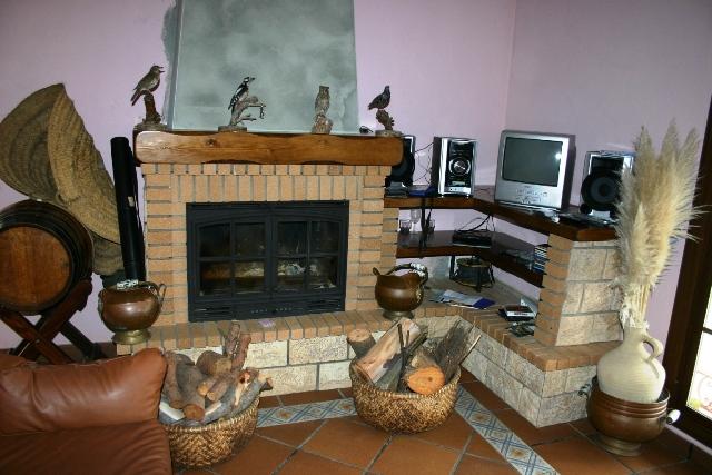 Top chimeneas rusticas wallpapers - Chimeneas rusticas de ladrillo ...